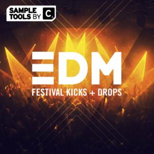 EDM Festival Kicks + Drops