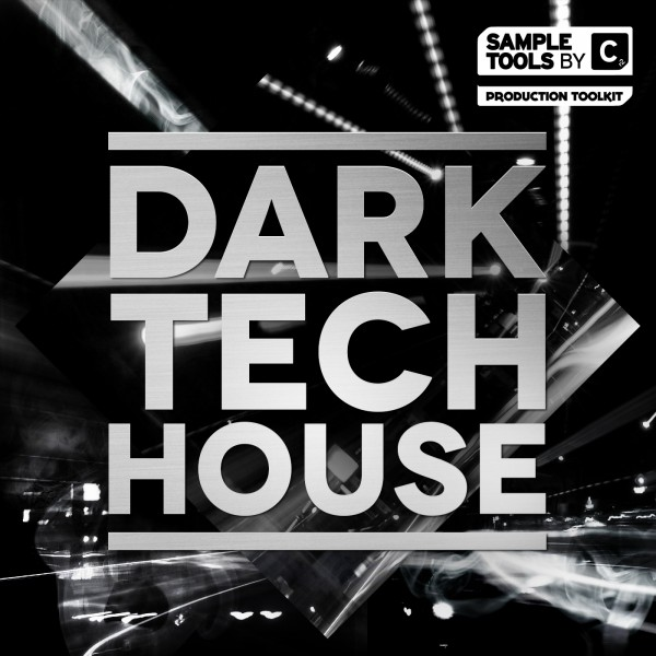 Dark Tech House Sample Tools By Cr2