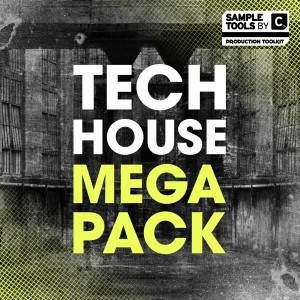 Sample Tools by Cr2 - Tech House Megapack
