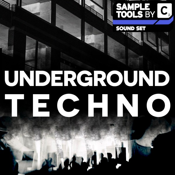 Sample Tools by Cr2 – Underground Techno