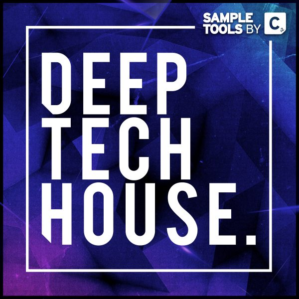 Deep Tech House Cover Art