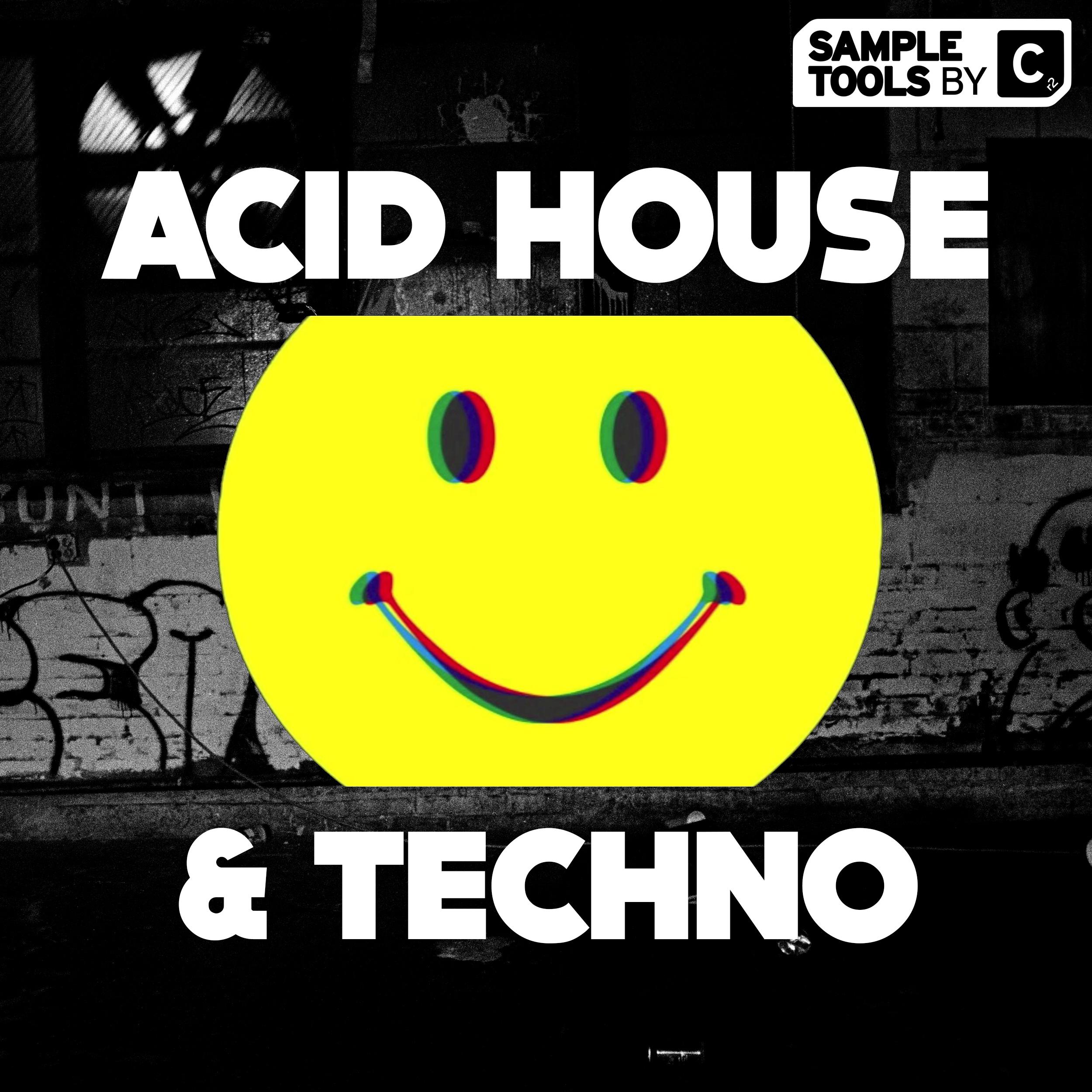 Acid House & TechnoAcid House & Techno