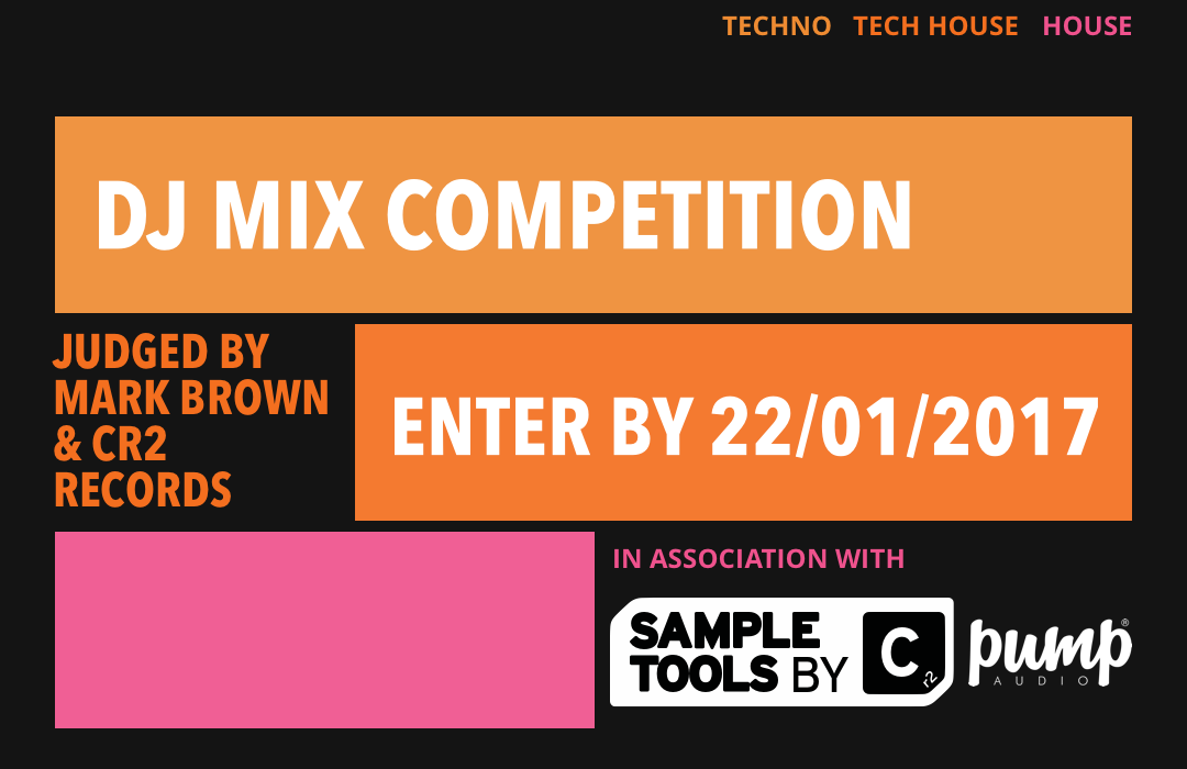 Evermix DJ Competition