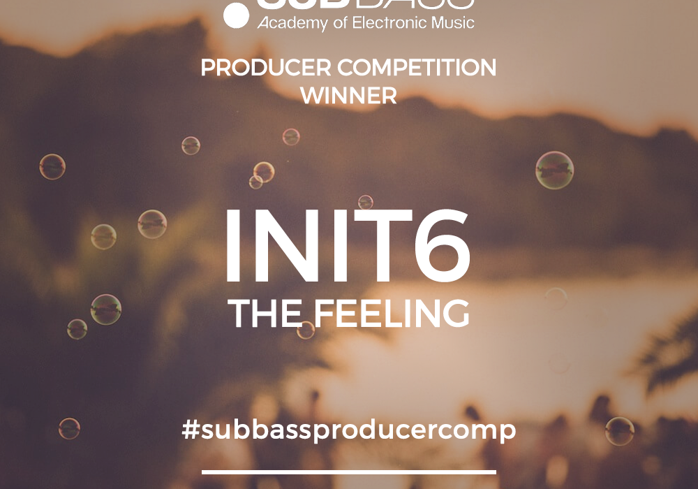 SubBass Producer Comp – Winners Announced!!