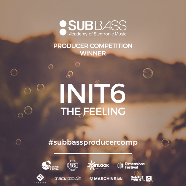 SubBass Producer Comp – Winners Announced!!