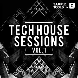 Tech House Sessions Vol. 1 Artwork