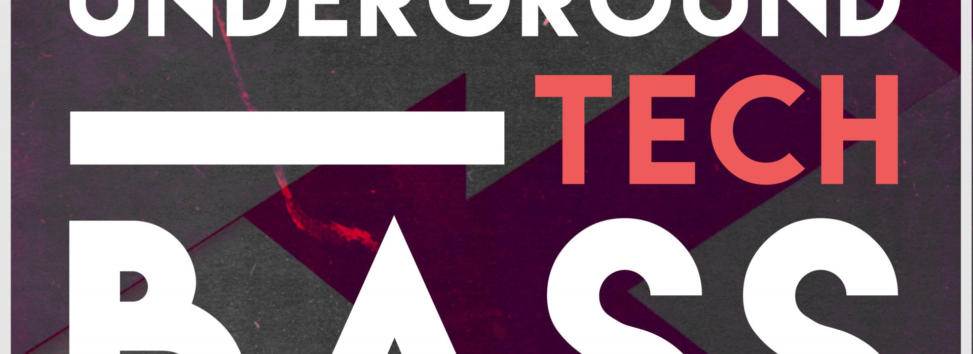 Underground Tech Bass is OUT NOW!!!!