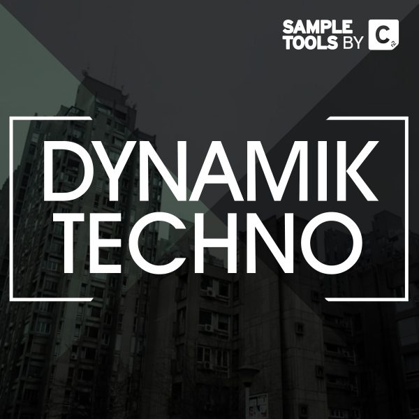 Dynamik Techno Artwork