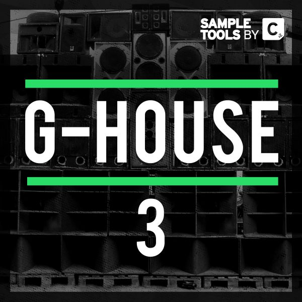 G-House 3 Artwork