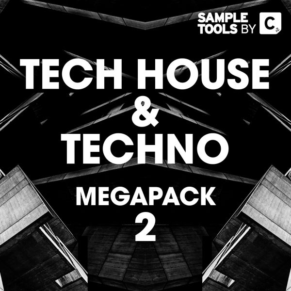 Tech House Techno Megapack Artwork