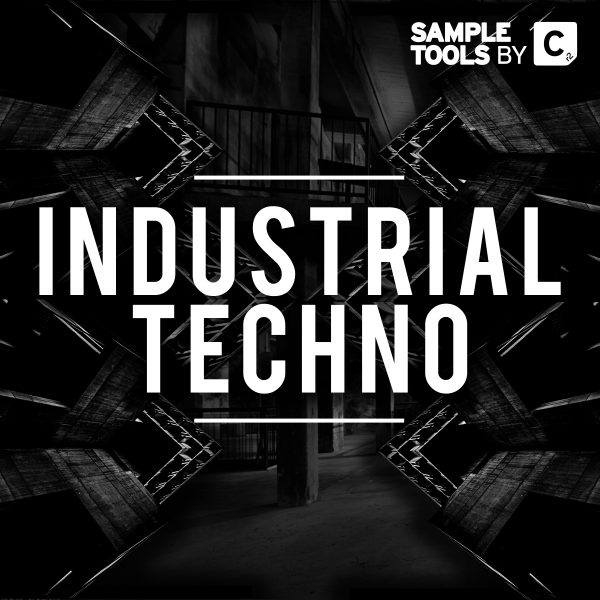 Industrial Techno Artwork