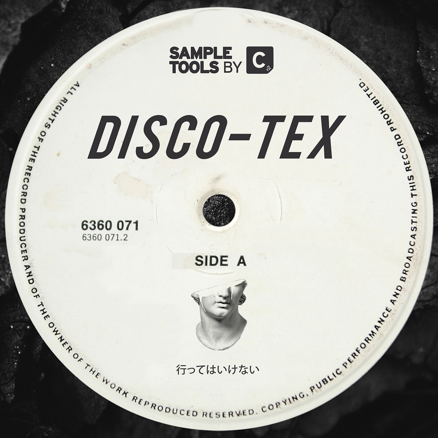 Disco Tex Artwork
