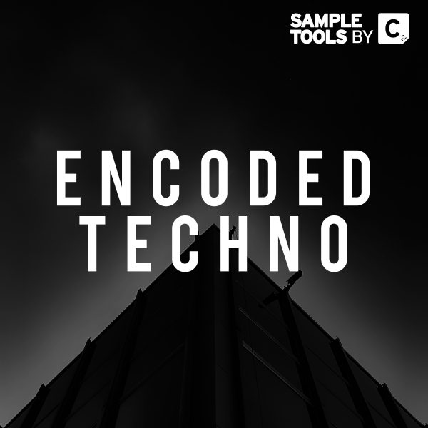 Encoded Techno Artwork