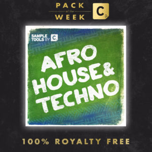 Afro House POTW - Artwork