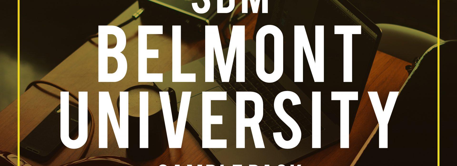 Sample Tools by Cr2 – SDM Belmont University Sample Pack