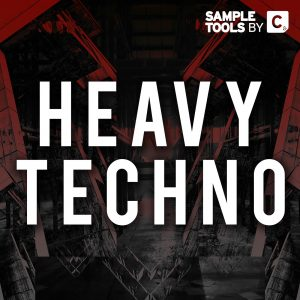 Heavy Techno Cover Art