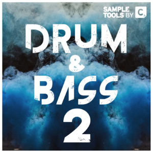 Drum & Bass 2 - Sample Pack Artwork
