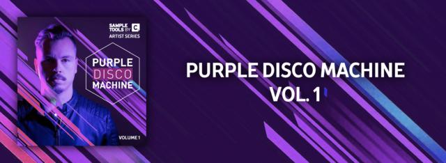 NEW RELEASE: Purple Disco Machine Vol. 1