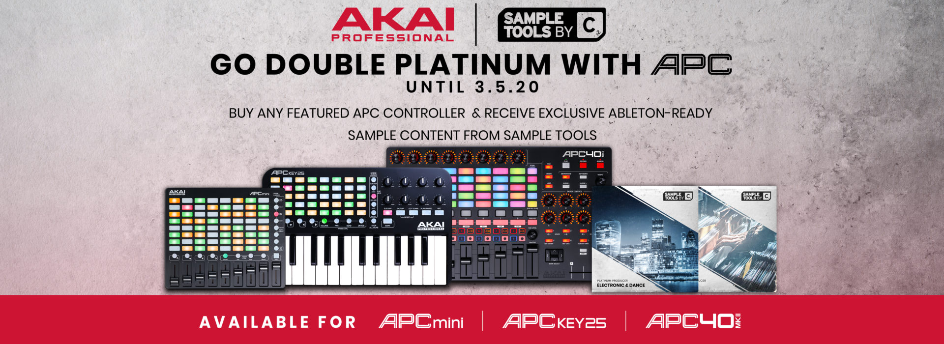 PLATINUM PRODUCER WITH APC (AKAI PROFESSIONAL)