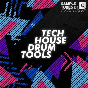 Tech House Drum Tools - Artwork