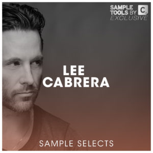 Lee Cabrera Sample Selects Cover Art