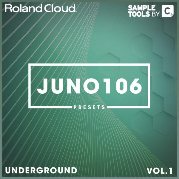 UNDERGROUND roland juno106 presets