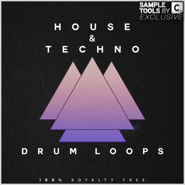 house and techno drum loops exclusive