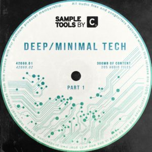 Deep Minimal Tech - Artwork