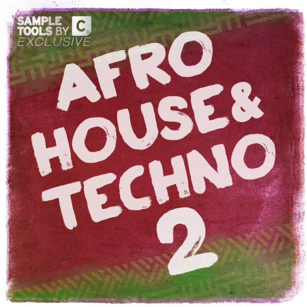 afro house and techno 2 cover art